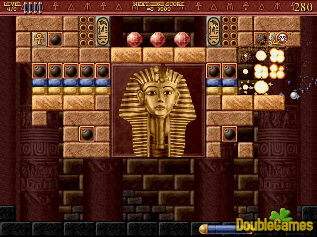 Free Download Bricks of Egypt Screenshot 2