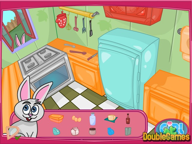 Free Download Bunny Cake Screenshot 2