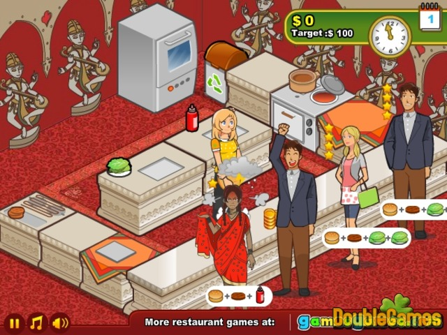 Free Download Burger Restaurant 3 Screenshot 3