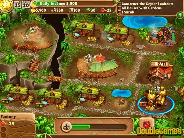 Free Download Campgrounds: The Endorus Expedition Collector's Edition Screenshot 2