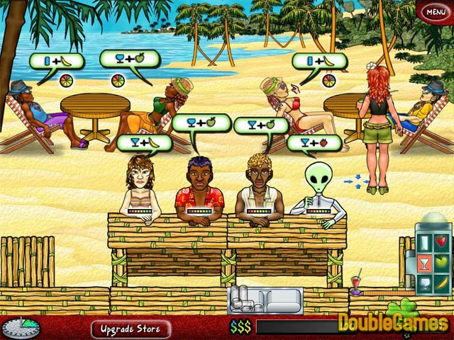 Free Download Cathy's Caribbean Club Screenshot 1