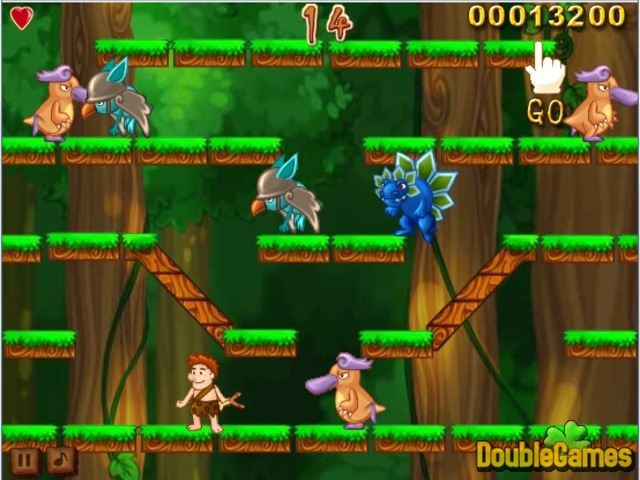 Free Download Cave Man Screenshot 3