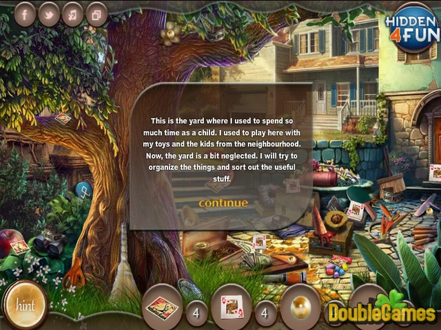 Free Download Charlotte's Treasure Screenshot 3