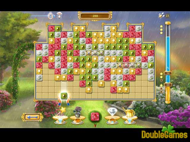 Free Download Chateau Garden Screenshot 1