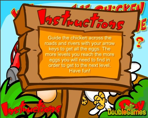 Free Download Chicken Cross The Road Screenshot 2