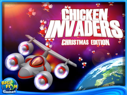 Free Download Chicken Invaders 2: The Next Wave Christmas Edition Screenshot 3