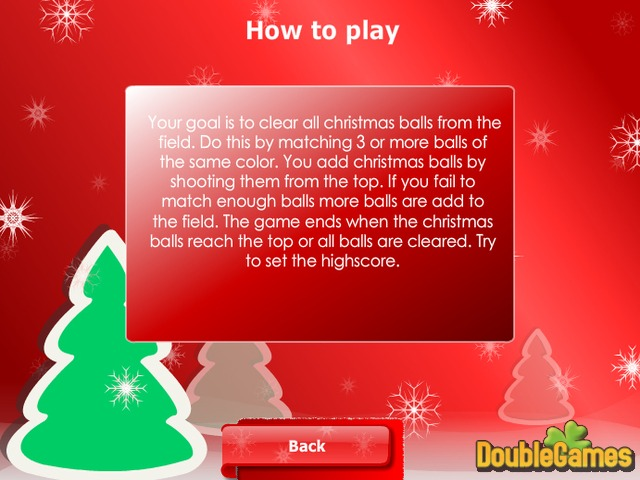 Free Download Christmas Ball Shooter Screenshot 1