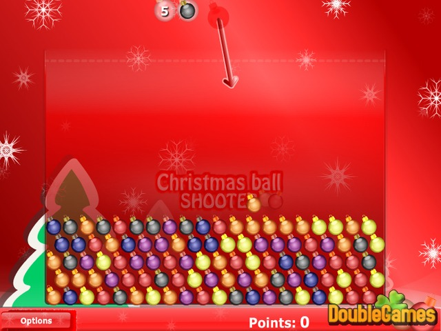 Free Download Christmas Ball Shooter Screenshot 2