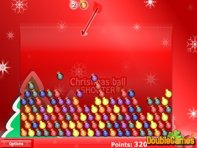 Free Download Christmas Ball Shooter Screenshot 3