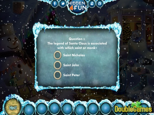Free Download Christmas Facts Screenshot 2