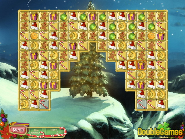 Free Download Christmas Puzzle Screenshot 3
