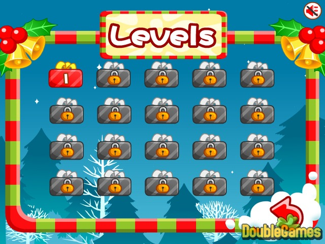 Free Download Christmas Squirrel Screenshot 2