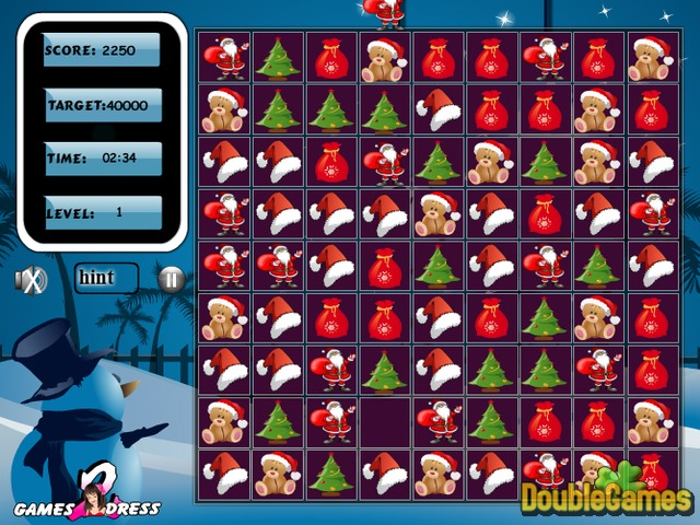 Free Download Christmas Swap Puzzle Screenshot 2