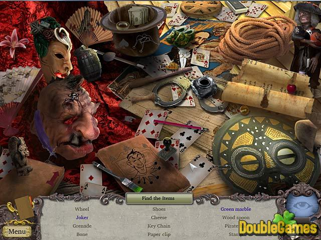 Free Download Clairvoyant: The Magician Mystery Screenshot 2