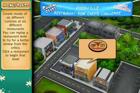 Free Download Cooking Quest Screenshot 3