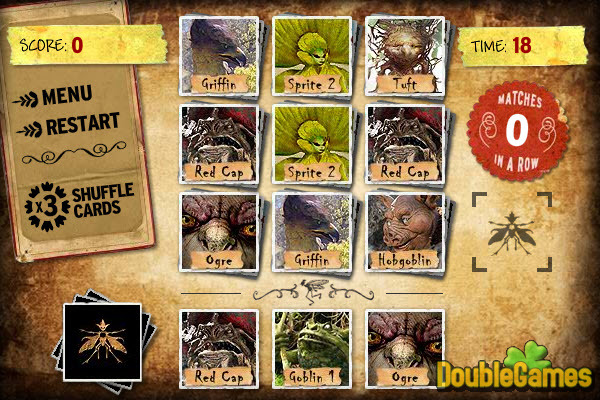 Free Download Creature Collection Screenshot 1