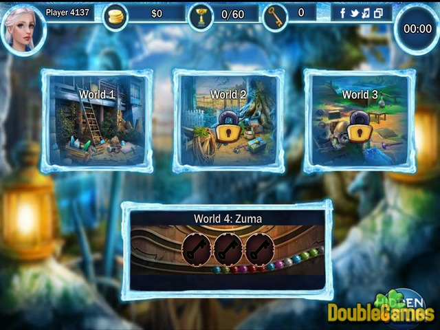 Free Download Curse of The Ice Queen Screenshot 2