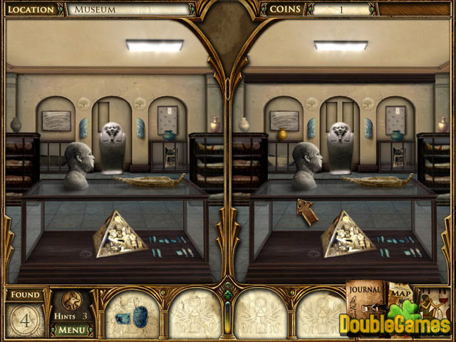 Free Download Curse of the Pharaoh: The Quest for Nefertiti Screenshot 2