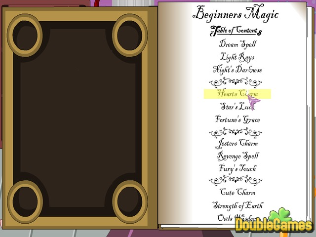 Free Download Cute Magic Apprentice Screenshot 2