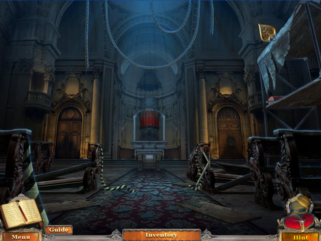 Free Download Dark Canvas: A Brush With Death Collector's Edition Screenshot 2