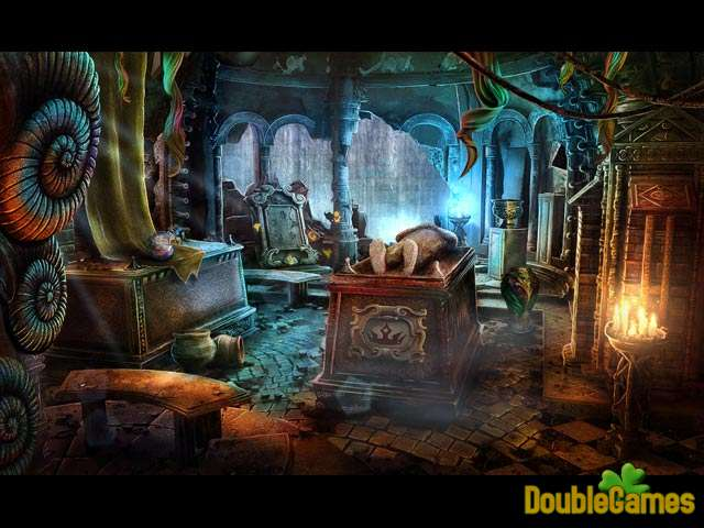 Free Download Dark Parables: The Little Mermaid and the Purple Tide Collector's Edition Screenshot 3