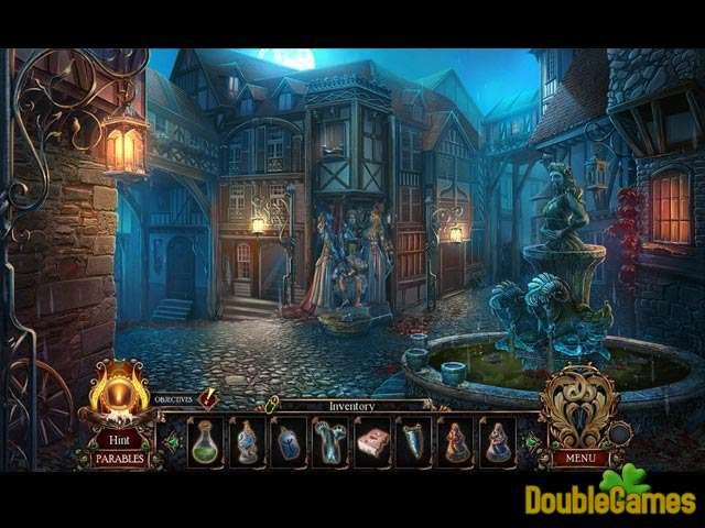 Free Download Dark Parables: Requiem for the Forgotten Shadow Screenshot 1