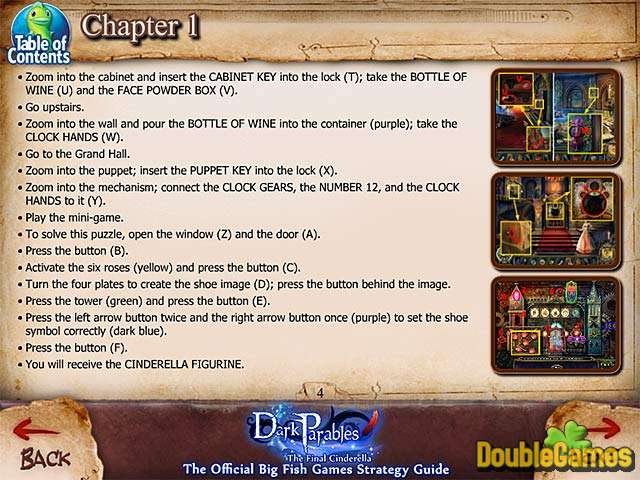 Free Download Dark Parables: The Final Cinderella Strategy Guid Screenshot 1