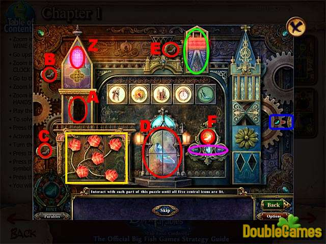 Free Download Dark Parables: The Final Cinderella Strategy Guid Screenshot 2