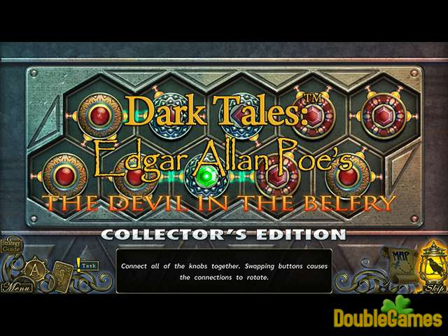 Free Download Dark Tales: Edgar Allan Poe's The Devil in the Belfry Collector's Edition Screenshot 3