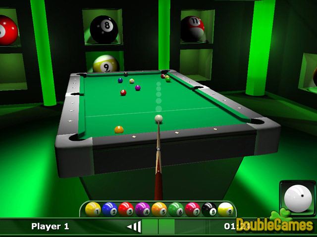 Free Download DDD Pool Screenshot 3