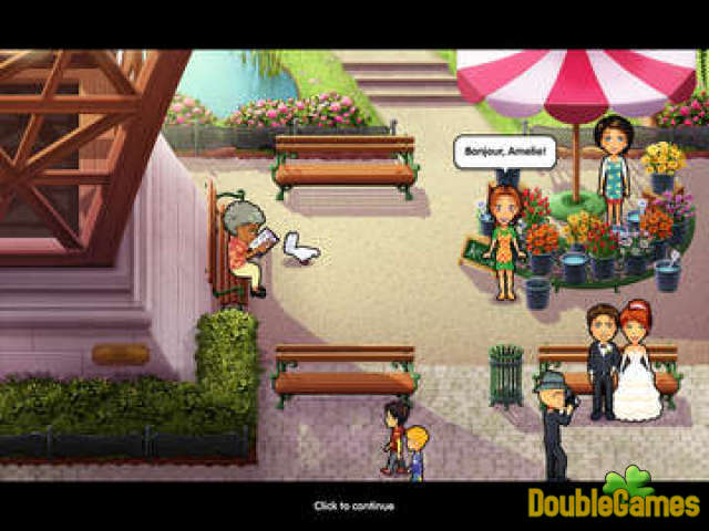 Free Download Delicious: Emily's True Love Screenshot 2