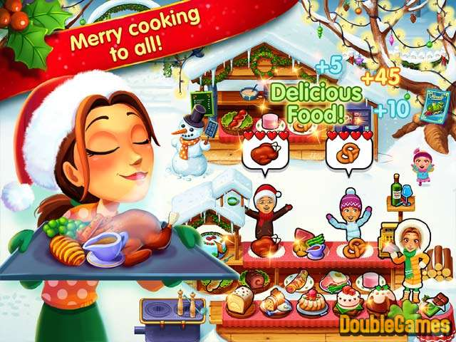Free Download Delicious: Emily's Christmas Carol Collector's Edition Screenshot 1