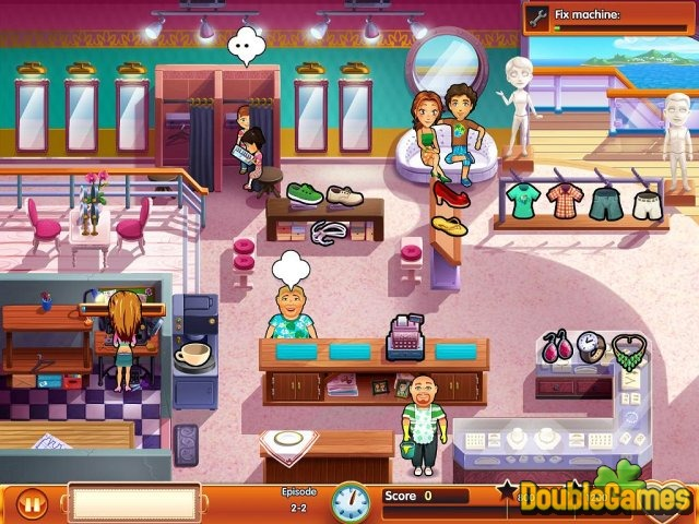 Free Download Delicious - Emily's Honeymoon Cruise Screenshot 3