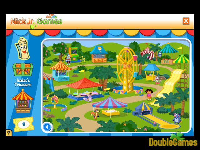 Free Download Doras Carnival Adventure Screenshot 3