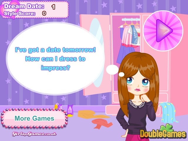 Free Download Dream Date Dressup Girls Style Screenshot 2