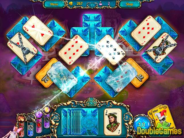 Free Download Dreamland Solitaire: Dark Prophecy Collector's Edition Screenshot 2