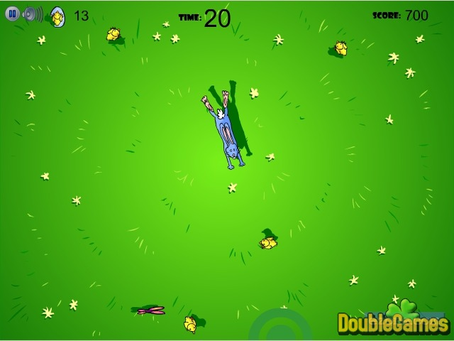 Free Download Easter Egg Hop Screenshot 1