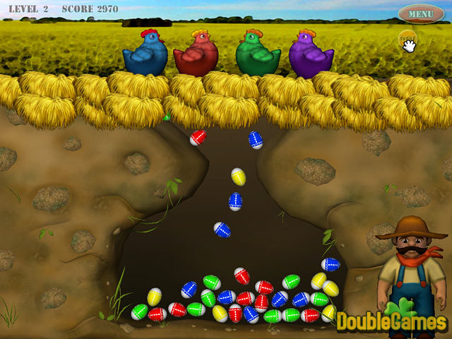 Free Download Egg Farm Screenshot 1