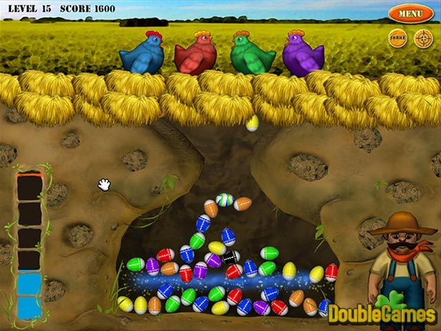 Free Download Egg Farm Screenshot 2