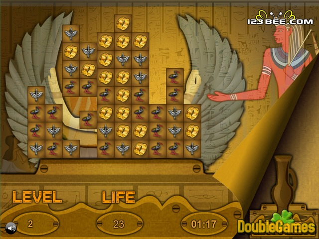 Free Download Egypt Puzzle Screenshot 3