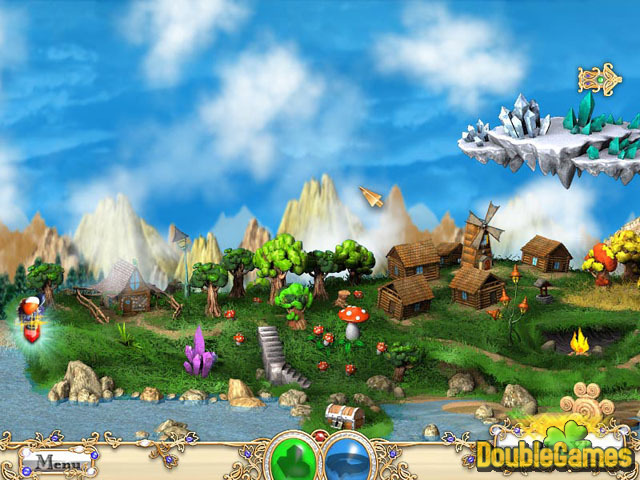Free Download Emerald Tale Screenshot 1
