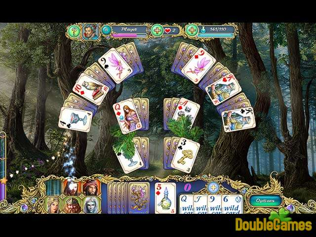 Free Download Emerland Solitaire: Endless Journey Screenshot 1
