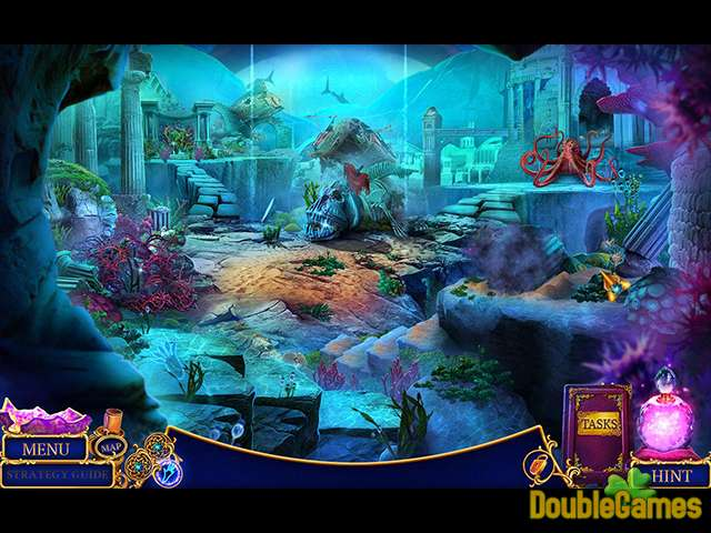 Free Download Enchanted Kingdom: The Secret of the Golden Lamp Screenshot 1