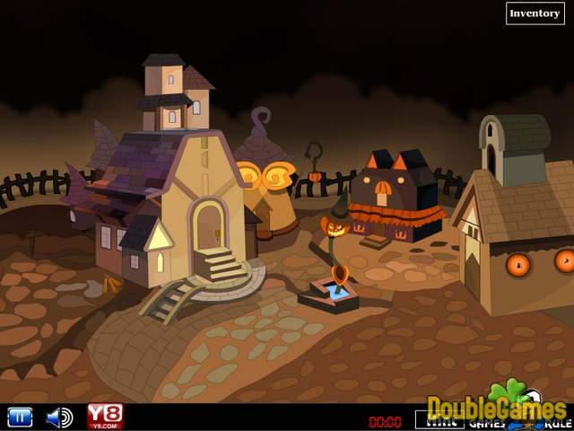 Free Download Escape From Halloween Village Screenshot 2
