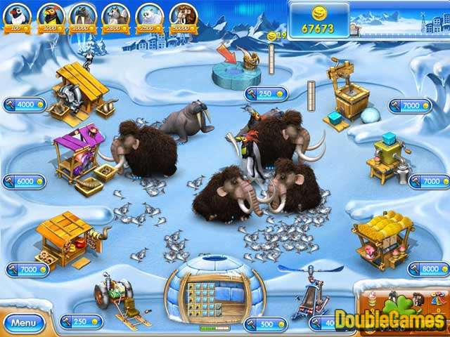 Free Download Farm Frenzy: Ice Domain Screenshot 3