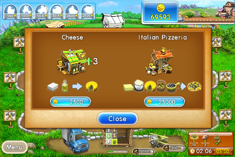 Free Download Odlotowa Farma 2: Pizza Party! Screenshot 3