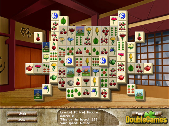 Free Download Feng Shui Mahjong Screenshot 1