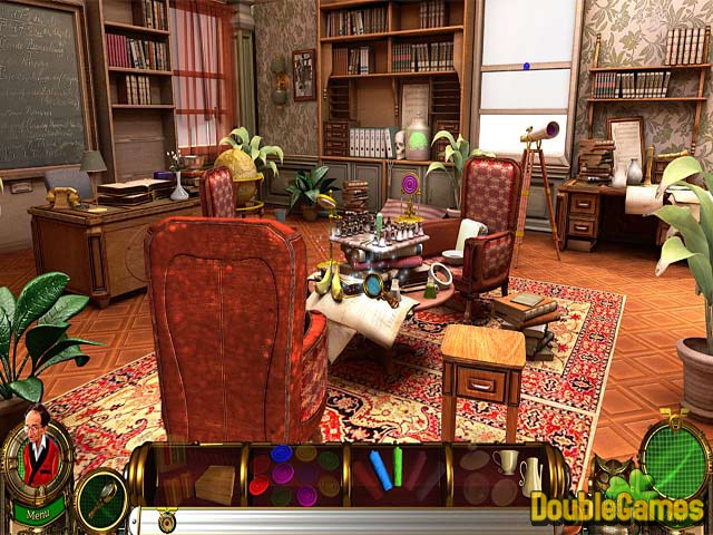 Free Download Flux Family Secrets: The Rabbit Hole Collector's Edition Screenshot 1