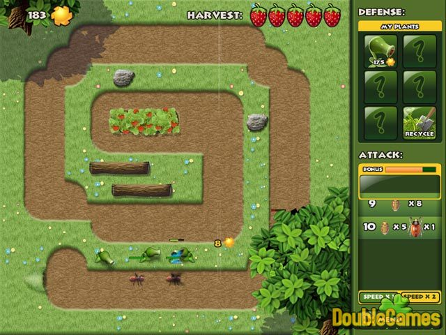 Free Download Garden Panic Screenshot 1