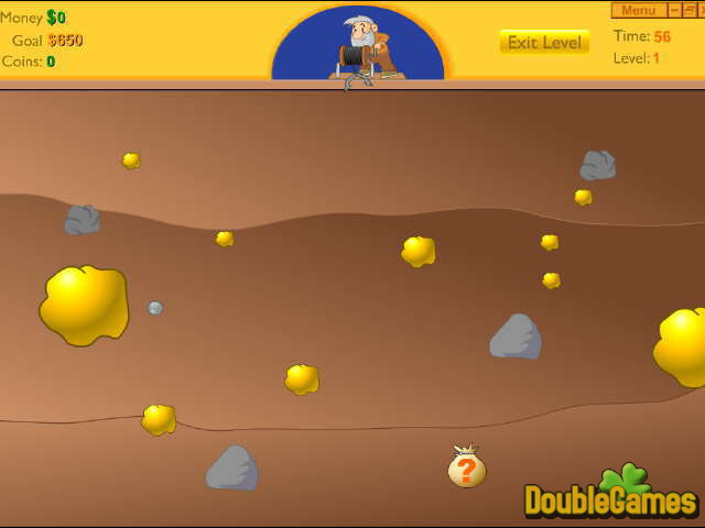 Free Download Gold Miner Screenshot 1